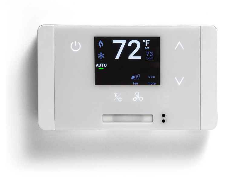 EcoTouch, EcoTouch+, Thermostat, IoT, Internet of Things, EMS, Energy Management Systems