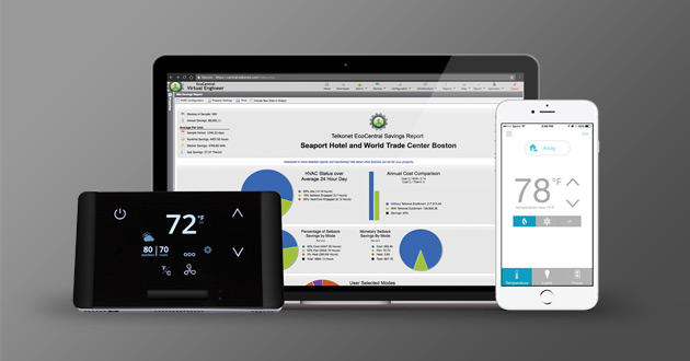 EcoCentral, EcoSmart Mobile, EcoTouch, EcoTouch+, IoT, Internet of Things, EMS, Energy Management Systems
