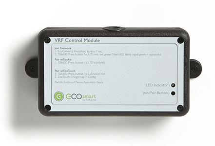 EcoSmart VRF Controller, EcoSmart, VRF, Controller, HVAC, IoT, Internet of Things, Energy efficiency